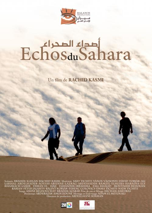 echoes of the sahara