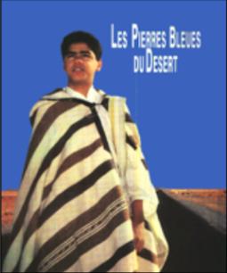 Les pierres Bleues du  desert