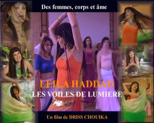 Leila Haddad : Les Voiles De Lumiere