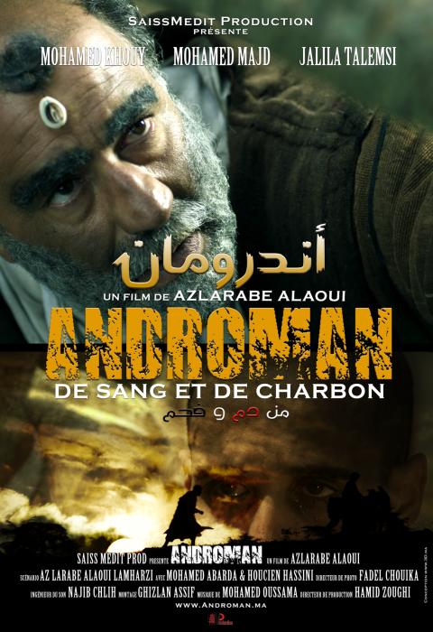 Androman... De Sang Et De Charbon